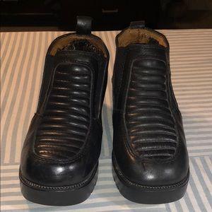 Ladies Harley Davidson Booties Leather